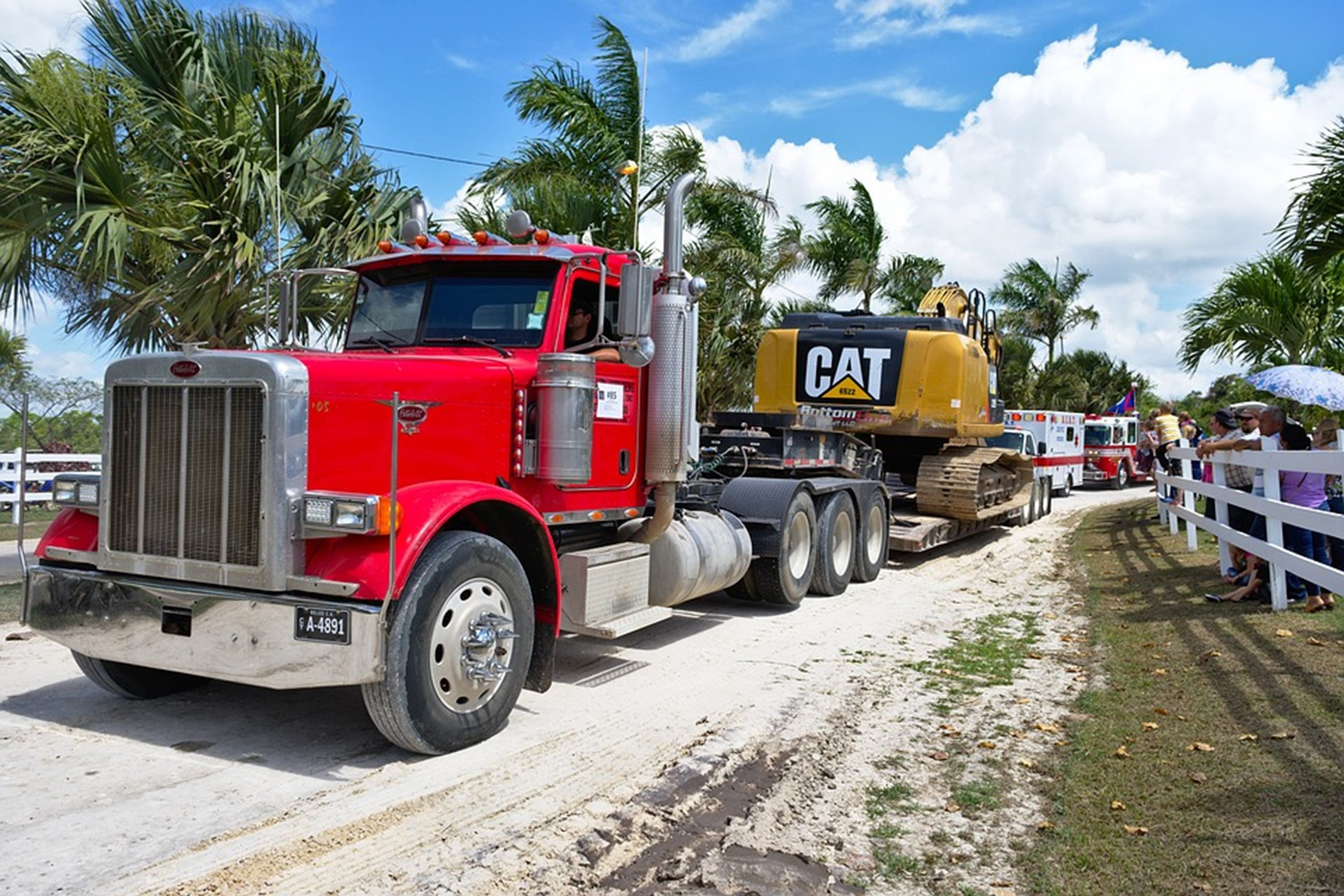 Heavy haul trucking companies in Louisiana